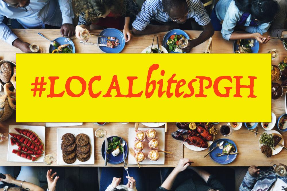 Spork Restaurant gives......#LOCALbitesPGH