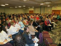 UNA Negotiations and Pensions - Calgary town hall meeting (9 photos)