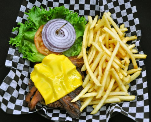 burger platter photo minnesota