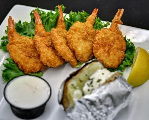 crunchy shrimp dish photo minnesota
