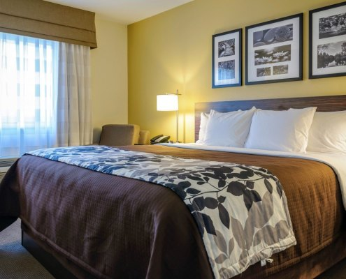 Bismarck, ND - Sleep Inn
