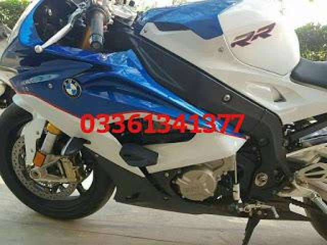 Non Custom Paid Bmw S1000 Model 2017 For Sale In Good