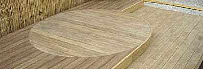 deck shaping