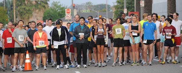fun-run Jogging