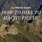 Our 4-day Inca Trail Hike to Machu Picchu | Peru Travel Photography