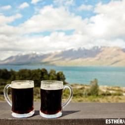 From Christchurch to Lake Ohau New Zealand