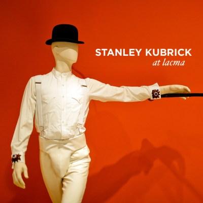 Stanley Kubrick LACMA Exhibit.