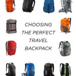 Choosing the Perfect Travel Backpack for a Laptop and Camera