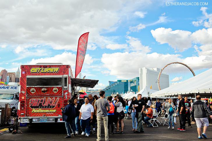 Fuku Burger Las Vegas Foodie Fest 2014 | Food Festival Las Vegas.