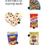 Top 5 Favorite Road Trip Snacks