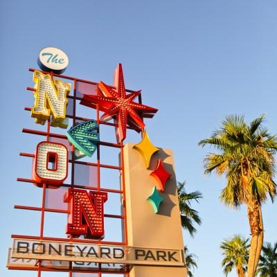The Neon Museum Las Vegas.