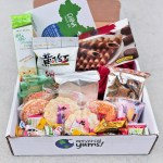 Chinese Snacks from Universal Yums International Snack Box