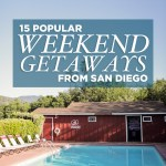 15 Popular Weekend Trips from San Diego