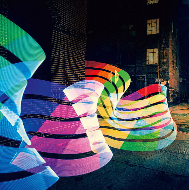 Pixelstickl for Light Painting (25 Best Gifts for Photographers and Photography Enthusiasts).
