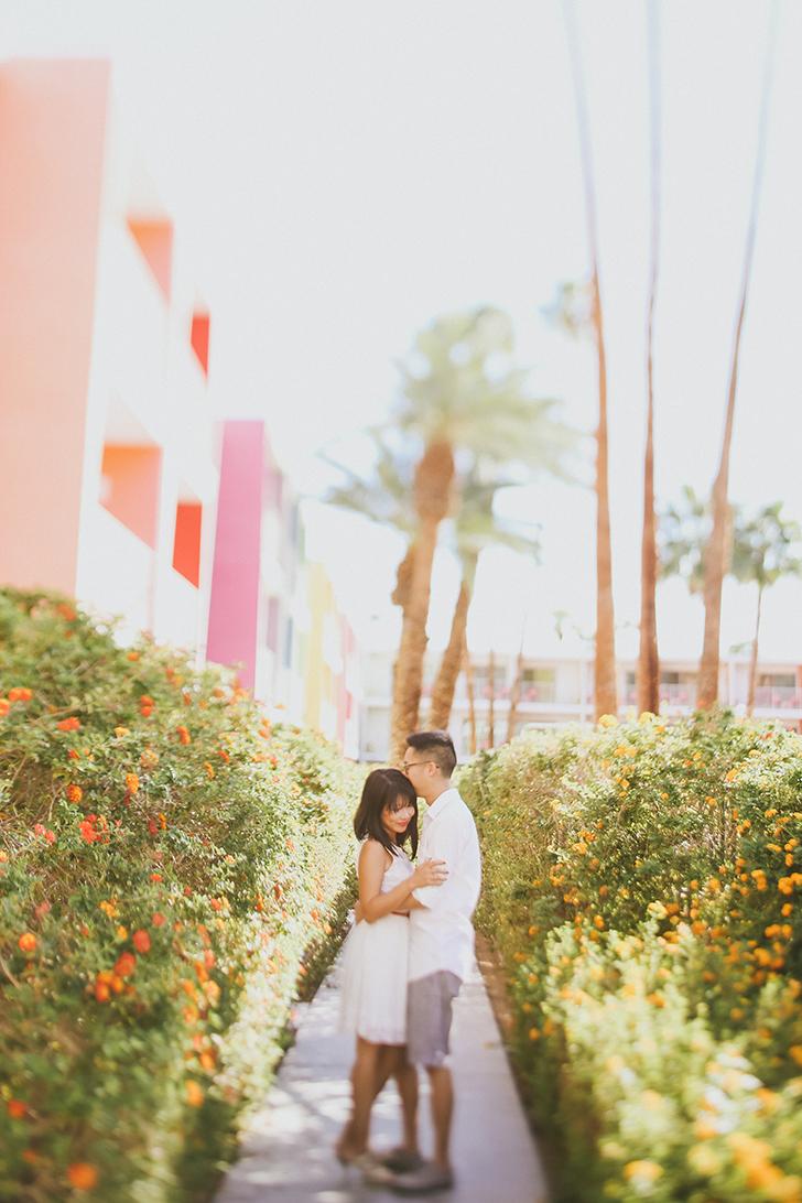 Colorful Palm Springs Photos at the Saguaro Palm Springs CA.