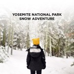 Yosemite Winter Snow Day Adventure