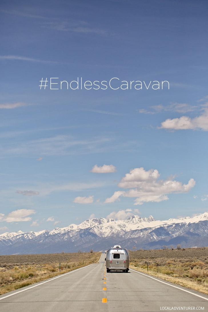 The Endless Caravan with Airstream // localadventurer.com