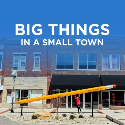 World's Largest Things in Casey Illinois #BigThingsInASmallTown // localadventurer.com