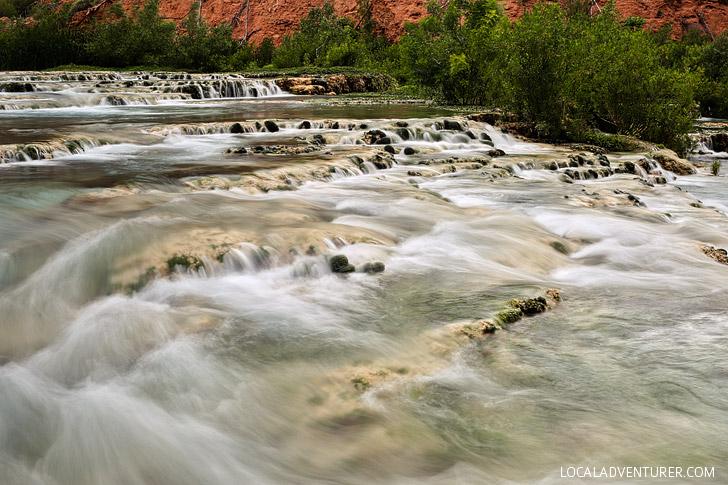 Navajo Falls, Havasupai Indian Reservation, Supai, Arizona // localadventurer.com