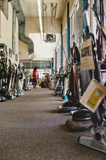 Stark's Vacuum Museum - Weird Things to Do in Portland Oregon // localadventurer.com