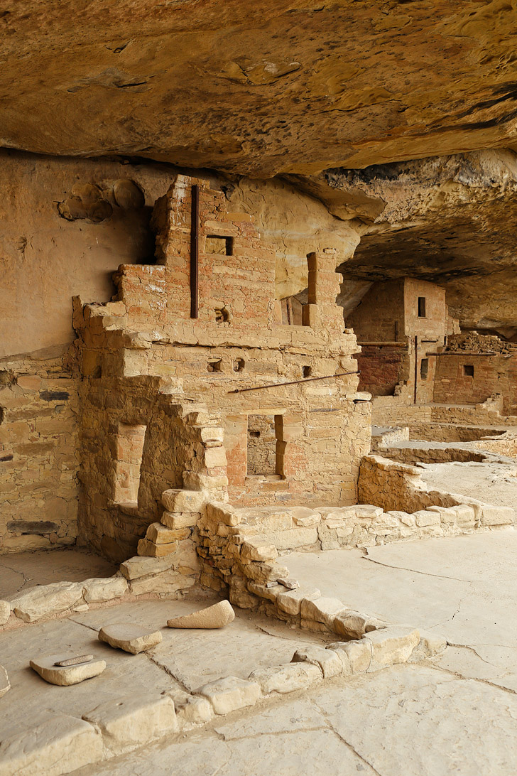 Touring the Balcony House in Mesa Verde National Park Colorado // localadventurer.com