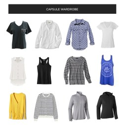 Year Round Capsule Wardrobe (Airstream Edition)