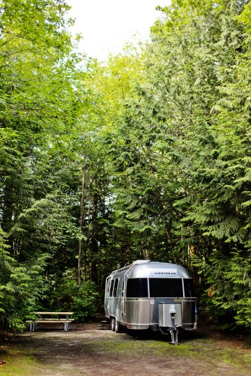 Glamping in Washington at Tall Chief RV and Camping Resort // localadventurer.com