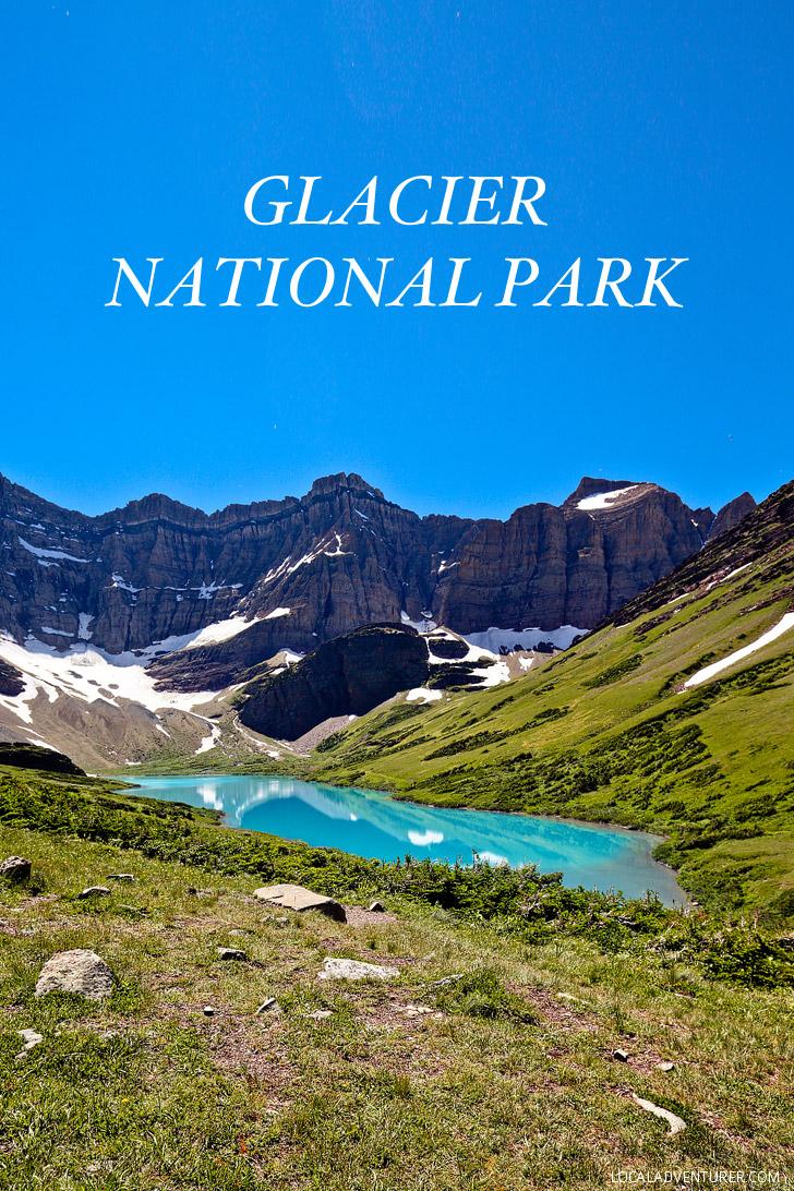 9 Amazing Things to Do in Glacier National Park Montana // localadventurer.com