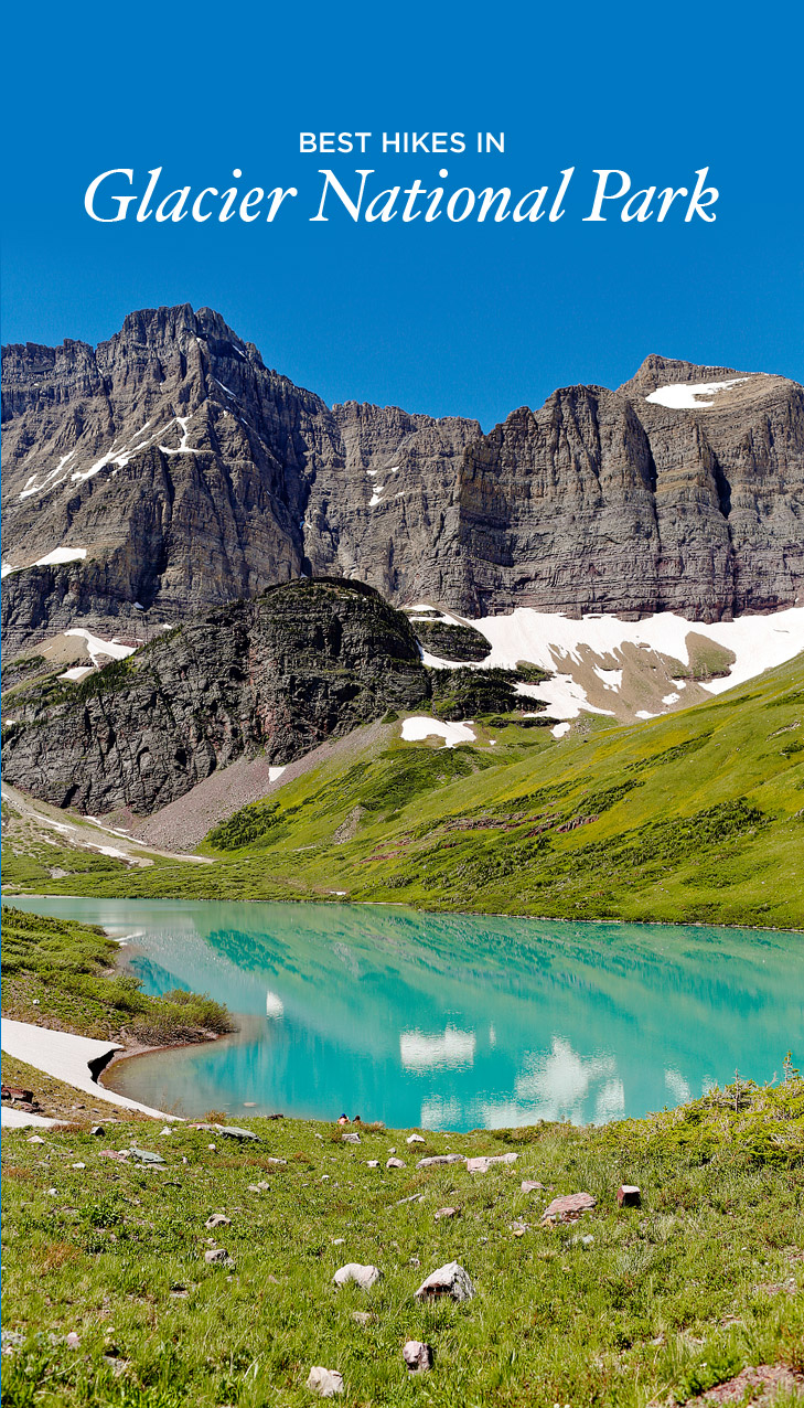 Best Hikes in Glacier National Park Montana // localadventurer.com