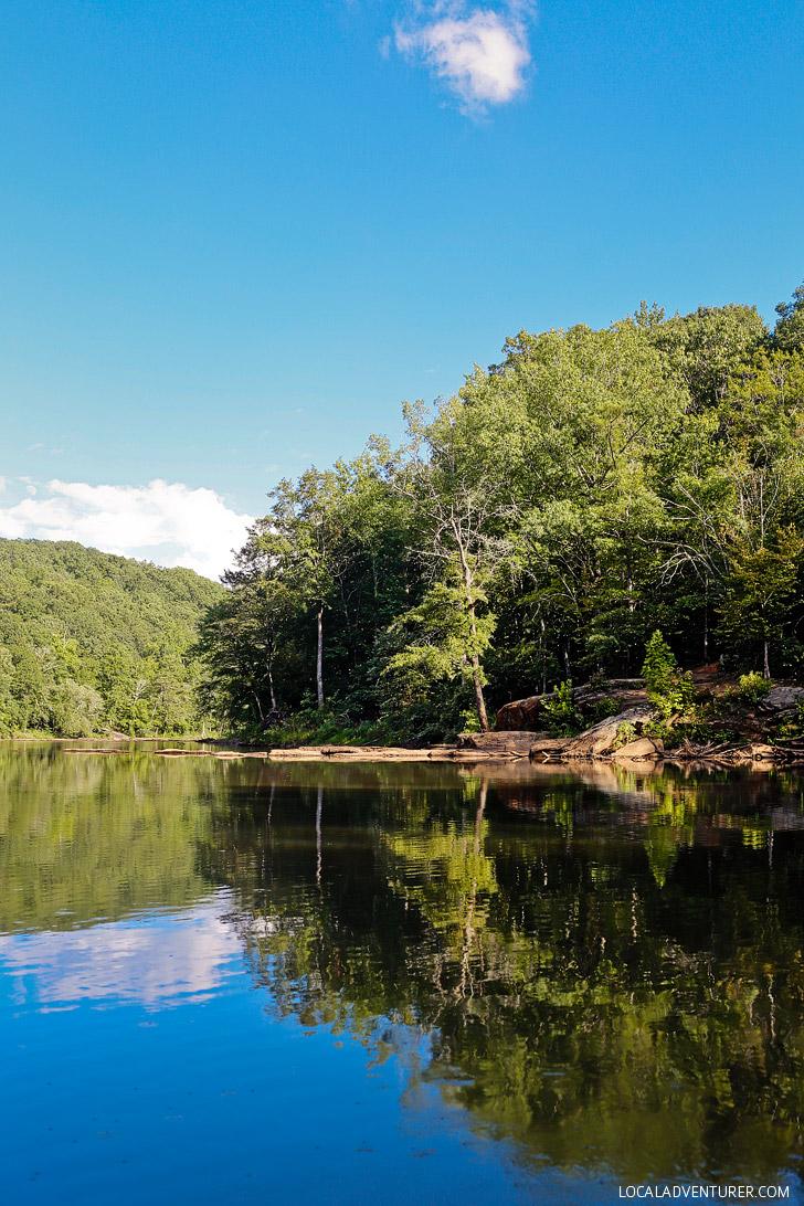 Sweetwater Creek Park - Georgia State Parks // localadventurer.com