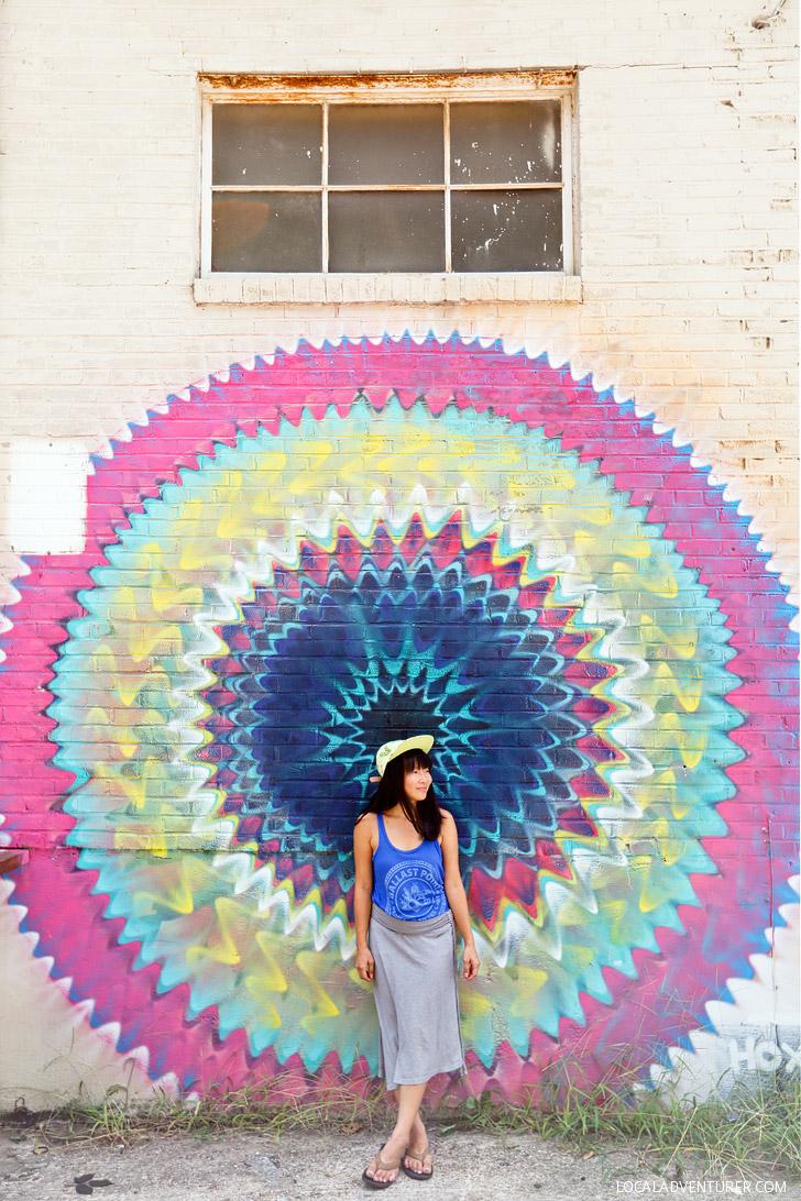 Hoxxoh Mural (+ Best Murals in Atlanta) // localadventurer.com