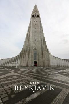 Guide to Reykjavik Iceland // localadventurer.com