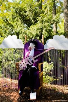 Scarecrows in the Garden at the Atlanta Botanical Garden // localadventurer.com