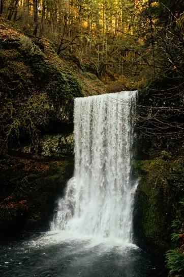 Lower South Falls Oregon // localadventurer.com