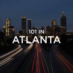101 Things to Do in Atlanta Bucket List // localadventurer.com