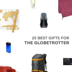 Gift Guide for the Globetrotter
