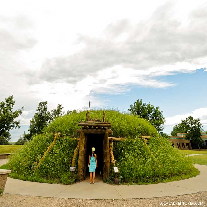 Knife River Indian Villages National Historic Site (Best Things to Do in North Dakota Bucket List) // localadventurer.com