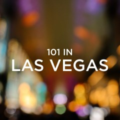 101 Things to Do in Las Vegas Bucket List // localadventurer.com