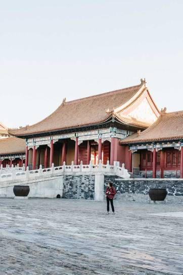 The Forbidden City (11 Best Things to Do in Beijing China) // localadventurer.com