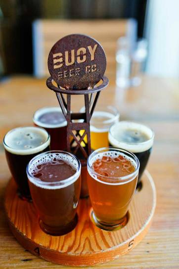 Hang out with Sea Lions at Buoy Beer Company (15 Unique Things to Do in Astoria Oregon) // localadventurer.com