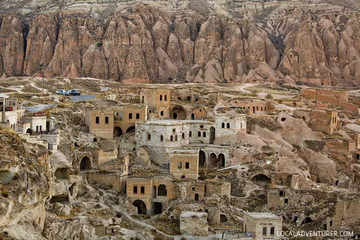 Cappadocia Hot Air Balloon Ride - checked off the bucket list! // localadventurer.com