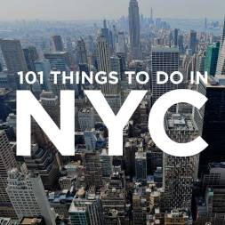 Ultimate New York City Bucket List (101 Things to Do in NYC)