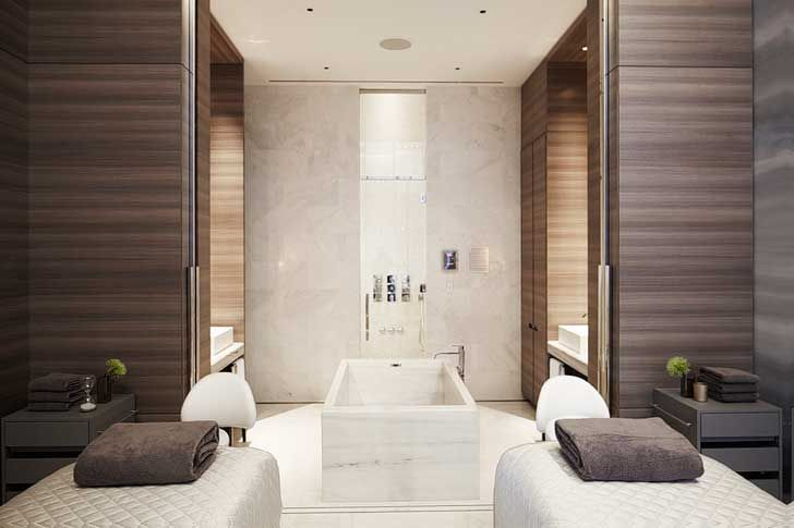 The Nalai Spa has amazing treatment rooms. They each have their own shower and steam room, and most even have outdoor balconies! // localadventurer.com