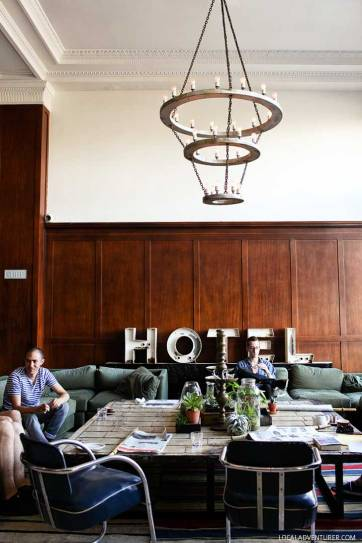The Ace Hotel Portland Oregon (25 Best Instagram Spots in Portland) // localadventurer.com