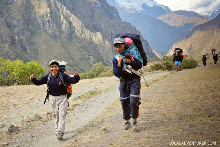 Guided Tour to Machu Picchu - Inca Trail Day 1 // localadventurer.com