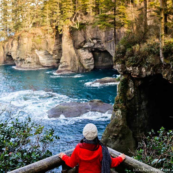 Cape Flattery + 15 Amazing Weekend Getaways from Portland Oregon // localadventurer.com