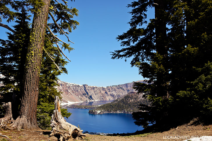 Crater Lake Best Hikes, Ski Trails, Accommodations + Everything You Need to Know All in One Place // localadventurer.com