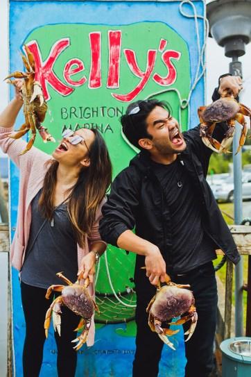Kellys Brighton Marina + Essential Tips for Crabbing on the Oregon Coast // localadventurer.com