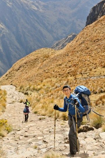 Dead Woman's Pass - Inca Trail's Highest Point // localadventurer.com