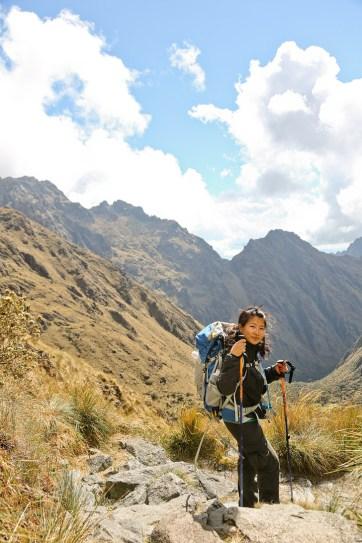 How to Hike the Inca Trail Day 2 // localadventurer.com